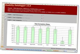 ejemplo de pantalla de datalogger